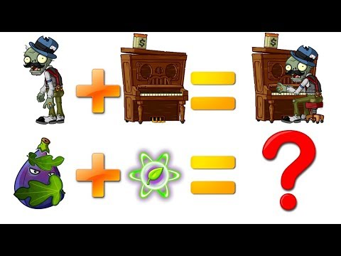 Top 10 Every Plant Power-Up! Plants vs Zombies 2 vs Piano Zombie Primal Gameplay Challenge