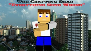 Everything Gone Wrong! (Crafting Dead Roleplay Episode 6 Season Finale)