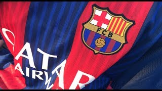 Elmontyouthsoccer.com | Barcelona (Men's Aeroswift, Home 2016) | Unboxing Review