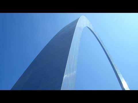 St Louis Arch 2016