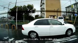 どっちも行けねえ!!その時、撮影車がアソコヘ突っ込んだ! thumbnail
