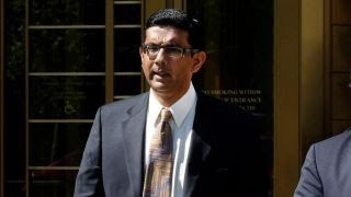 Dinesh D'Souza on Trump's pardon thumbnail