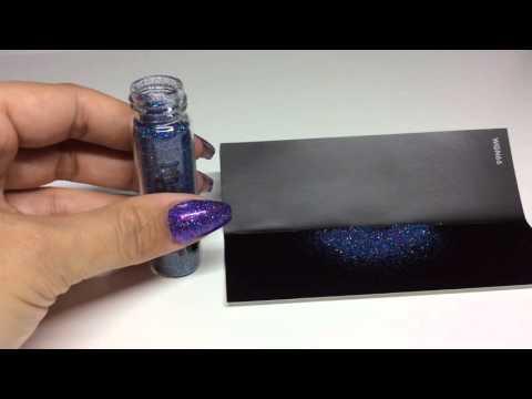 Magpie Glitter - Sprinkling Method! | Rockstar Nails
