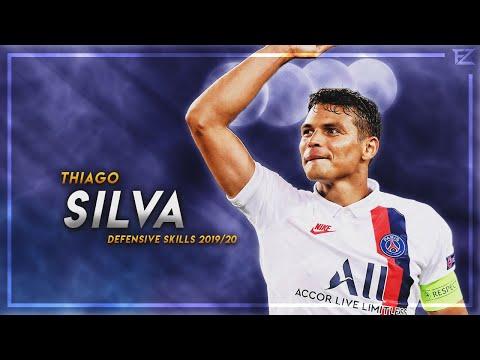 Thiago Silva 2019/20 ● Art Of Defending ● Tackles & Defensive Skills | HD