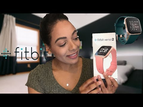 Fitbit Versa 2 Review!