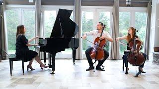 HALO - Beyoncé (2 Cellos & Piano) - Brooklyn Duo