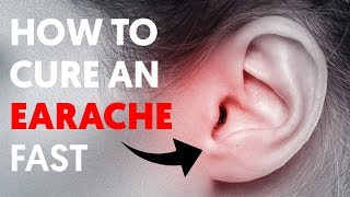 The 5 Quickest Way to Relieve Earaches