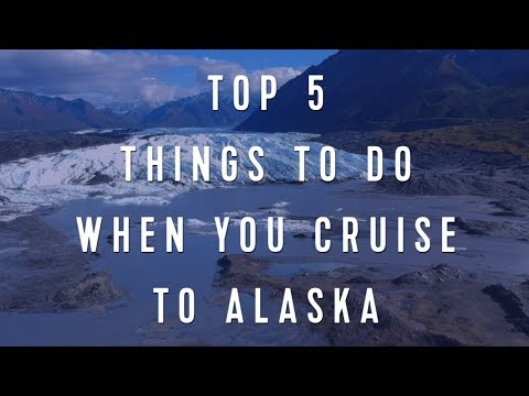 Royal Caribbean Top 5: Things to Do When You Cruise to Alaska