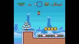 SMW Hack - Luigi's Misadventures: Tsux Namine's Factor (9)