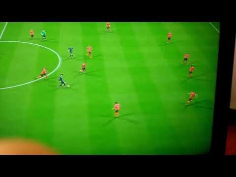 Mon tir avec Ronaldo 👍👍💪