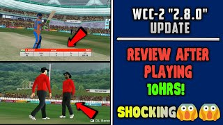 Wcc-2 New 2.8.0 Update Review After Playing 10 Hrs 😱Shocking   Must Watch