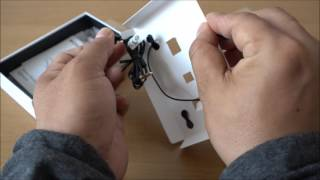 Unboxing Sony Stereo Bluetooth Headset SBH54