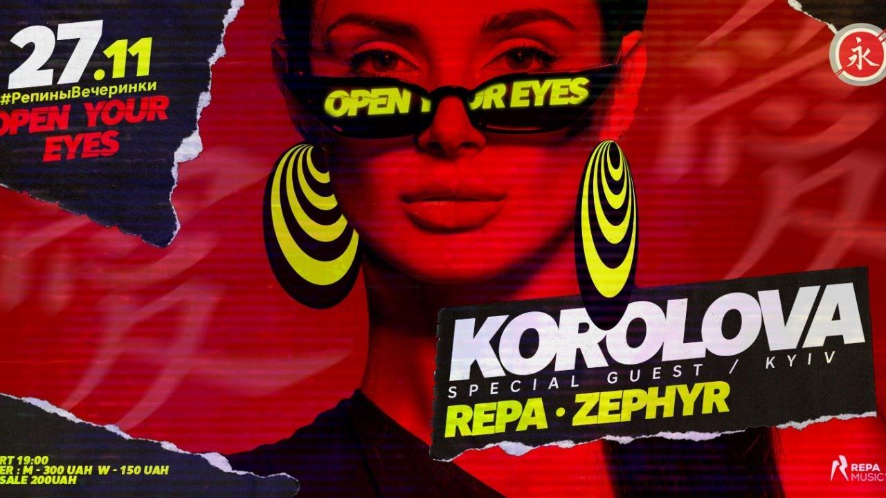 TABOO Korolova live @ Yoki