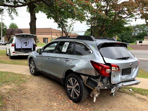 2018 Subaru Outback за 9900$, много это или норм?Как думаете сколько под ключ?