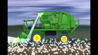 How Do We Pick Cotton? - Version 2 - Baler Pickers