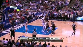 Brook Lopez 38 & Deron Williams 31 combined 69 points vs Dallas Mavs full highlights 03/20/2013