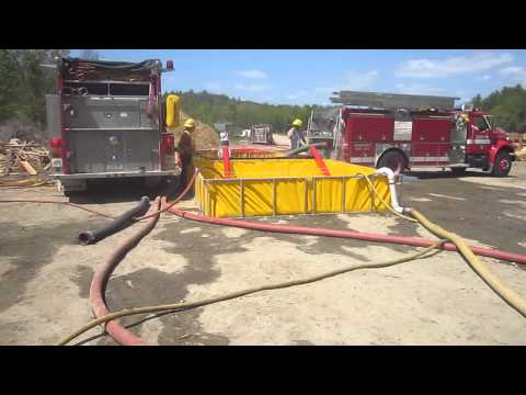 Part 5 - Rural Water Supply Drill - Wentworth, New Hampshire - May 2015