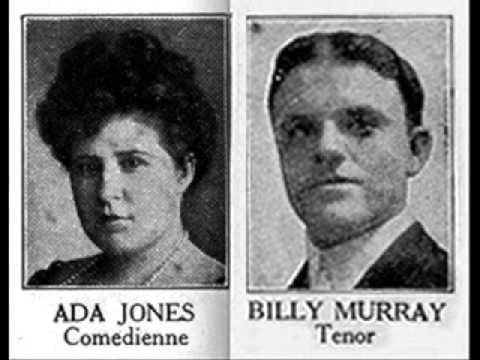 Ada Jones & Billy Murray - Be My Little Baby Bumble Bee 1912