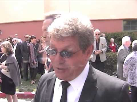 Interview With Frankie Avalon At Annette Funicello Stage Dedication