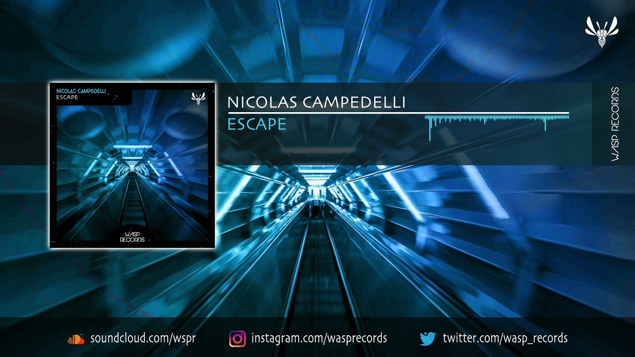Nicolas Campedelli - Escape (Original Mix) *OUT NOW*