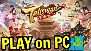 🎮 How to PLAY [ Talisman Online M ] on PC ▶ DOWNLOAD FREE screenshot 5