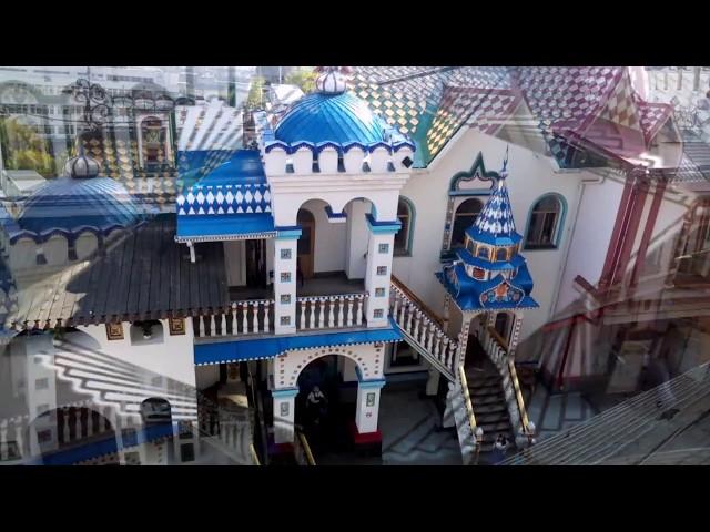 Смотреть видео ♥ Измайловский кремль♥ (Москва)