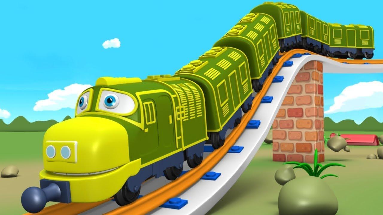 Thomas Train Cartoon Toy Train Kids Videos For Kids