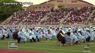 Valedictorian Speech Blasts School's Staff | The View