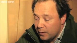 Stephen Graham talks about playing Noel Finch - Good Cop - BBC One