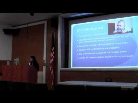 Dr. Sinha: neonatal fever