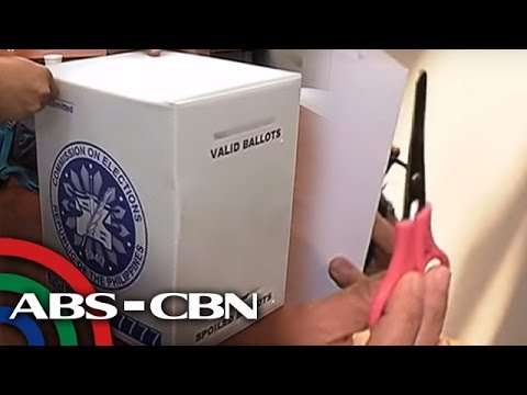 Bandila: Why Comelec will buy thousands of scissors, boxes