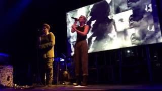 Broods + Jarryd James - 1000x LIVE HD (2016) Los Angeles The Novo