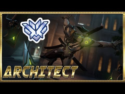Architect Best Moments - Overwatch Montage thumbnail
