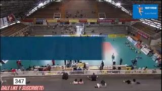 sudamericano voley femenino 2017/ CHILE VS ARGENTINA