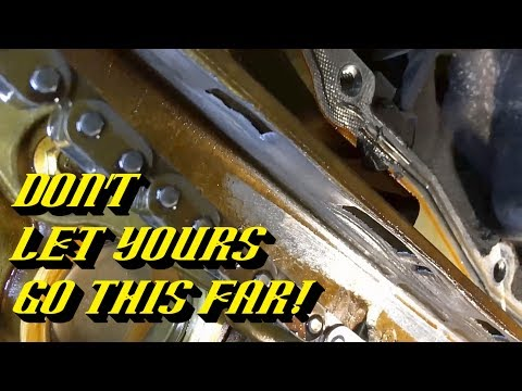 Ford Modular Engines Rattling Clacking Sound: Timing Chain Guide Failures You Don't Want to Ignore!