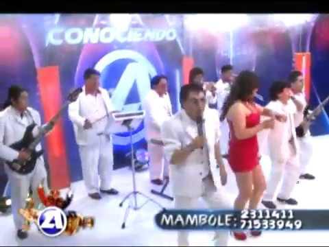 CUMBIA DE HOY - MAMBOLE - MIX II