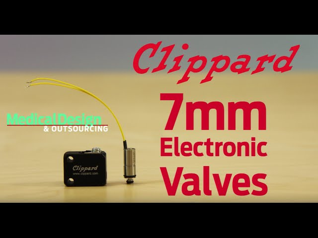 Electronic valves are quiet, feature fast response time