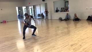 Kerrynton Jones// Kid Ink - Hotel (ft. Chris Brown)//  Choreography By: Nika Kljun