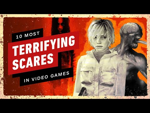 10 Most Terrifying Scares in Video Games