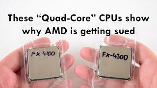"""AMD FX-4100 and FX-4300 """"Quad-Core"""" processors in 2019"""