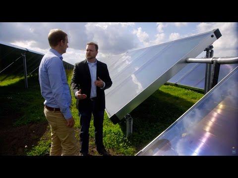 Besök hos solpanelstillverkaren Savo-Solar #HemmaHos