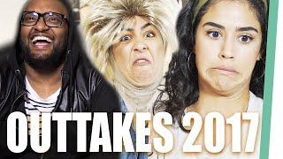 Die lustigsten Outtakes 2017 l Das sollte die Welt nie zu sehen bekommen