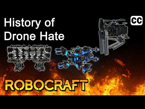 History of Drone Hate