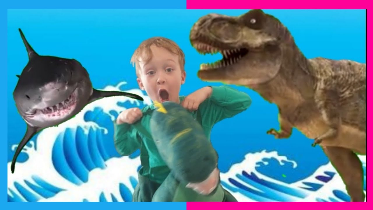 Dress up fun | Kids videos for kids | kids songs | dinosaurs, unicorns, baby shark, toy story + more