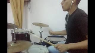 Grupo Barak  La Tierra Canta Cover Drum (Bateria)