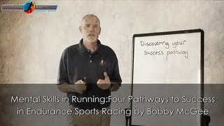 Mental Skills in Running: Four Pathways to Success in Endurance Sports Racing by Bobby McGee