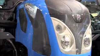 Tracteurs : Landini série 4