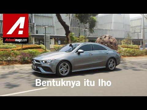 Mercedes-Benz CLA 200 AMG Line 2019 Review & Test Drive by AutonetMagz