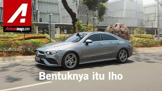 Mercedes-Benz CLA 200 AMG Line 2019 Review & Test Drive by AutonetMagz