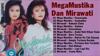 Mega Mustika & Mirnawati - Dangdut lawas Pilihan Paling Top Tahun 80an 90an